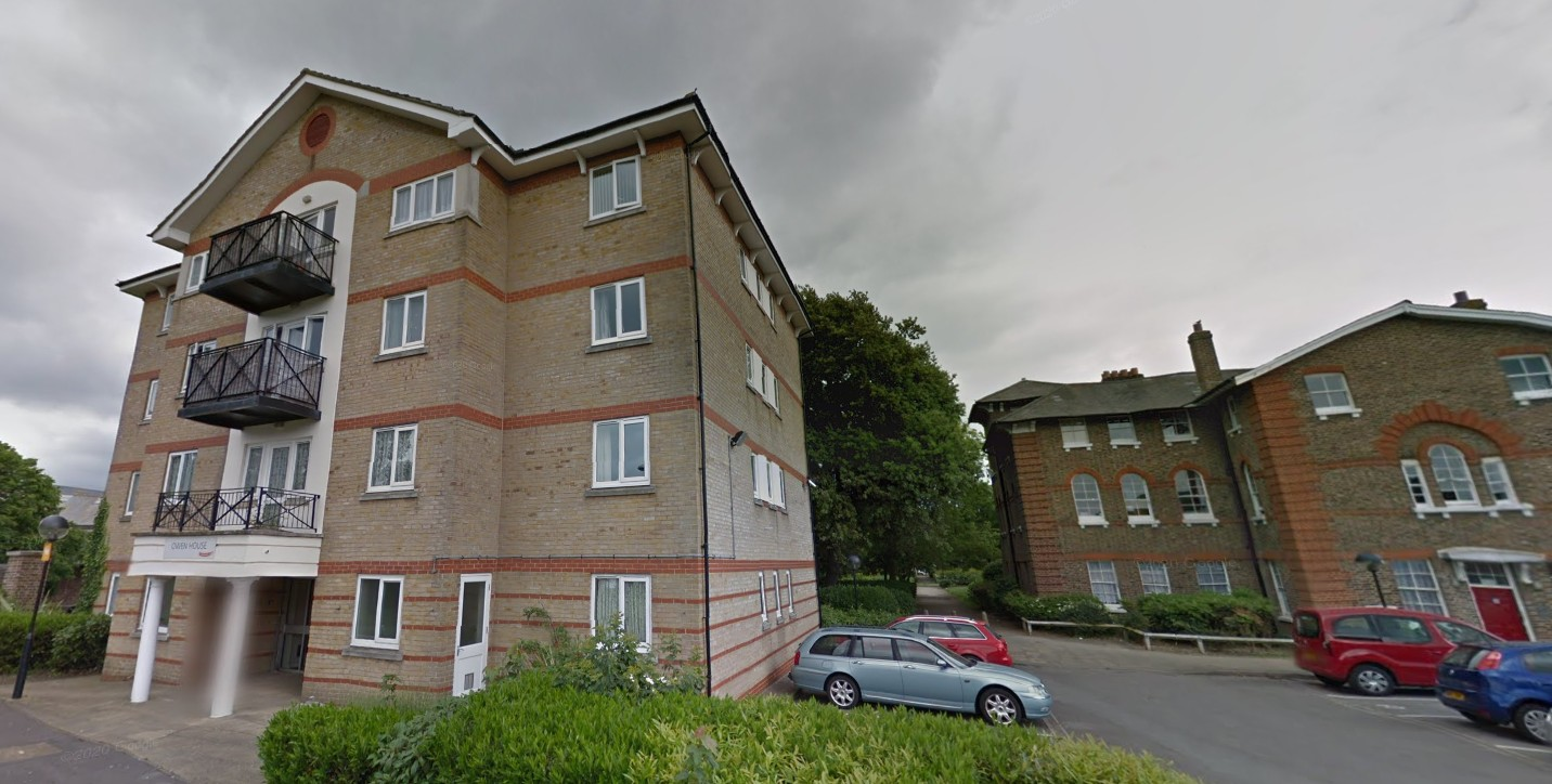 Northmore Close, St Mary's Road