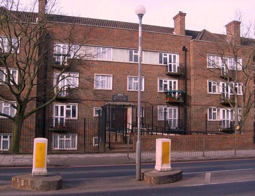 Bromley Park, Westwood Road