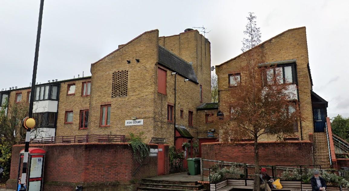 Ash Court, London