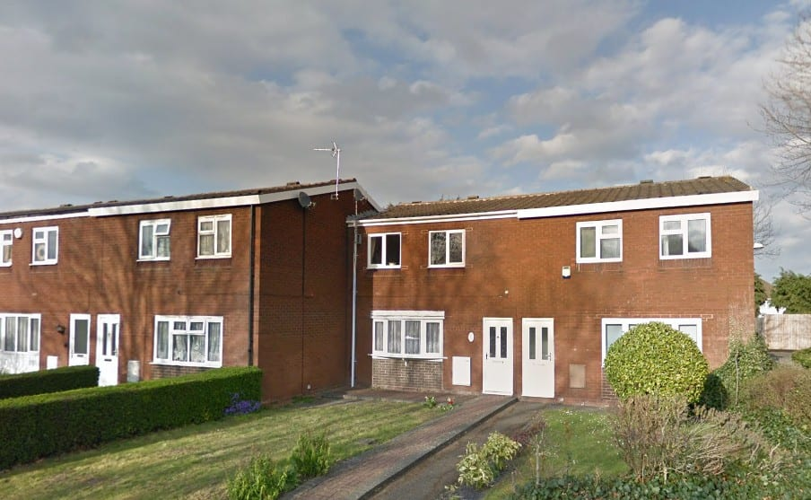 Arbury Walk, Retirement Housing