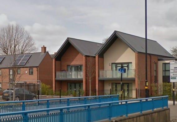 Birchfield, Retirement Housing