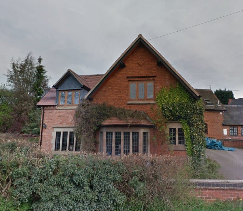 Leys, The Care home