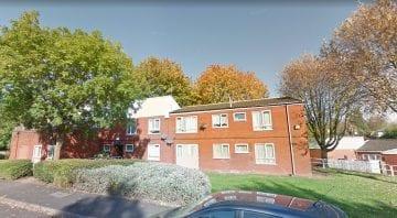 Montgomery Way, Retirement housing