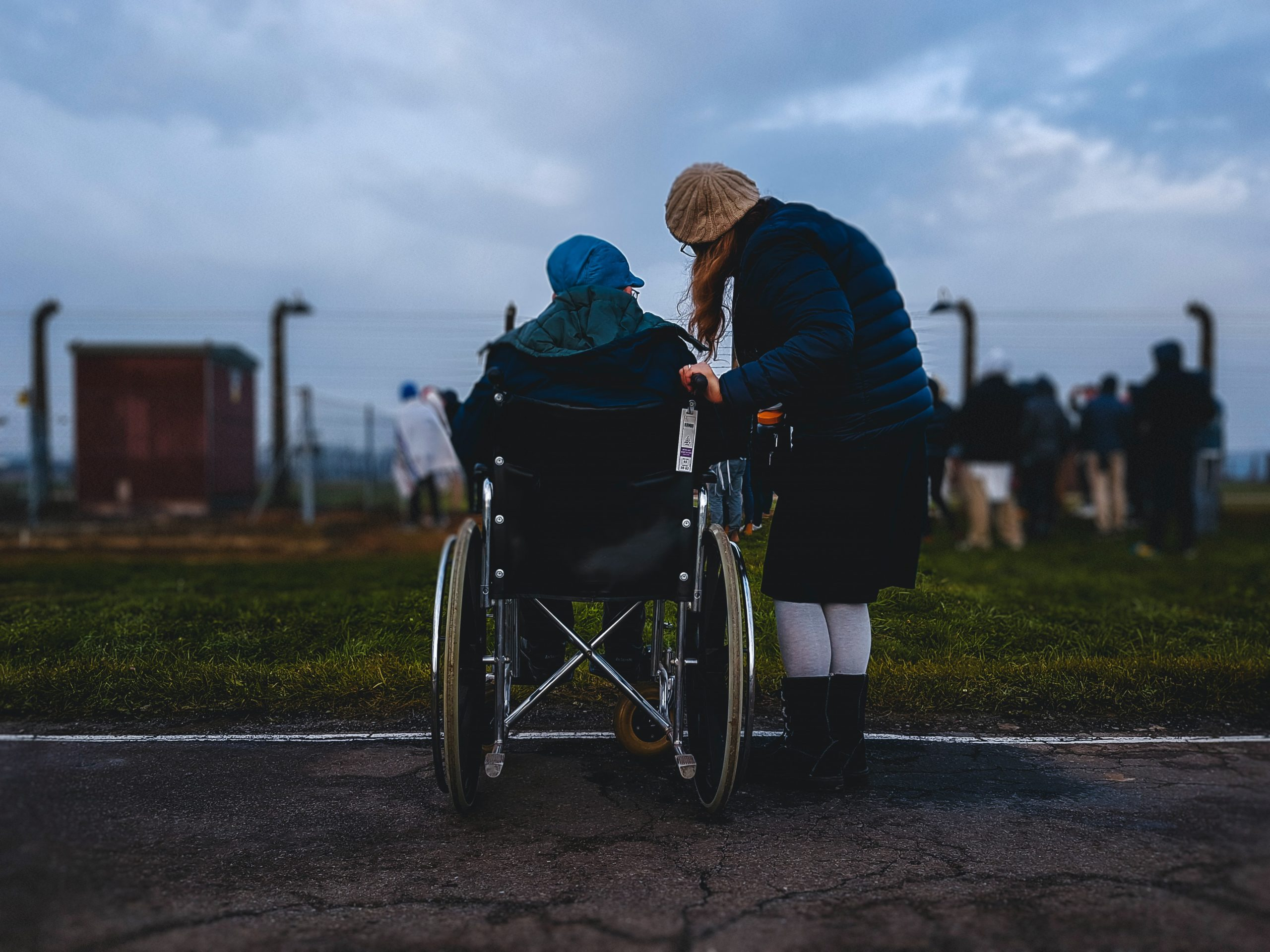 Am I Legally Responsible For My Elderly Parent In the UK?