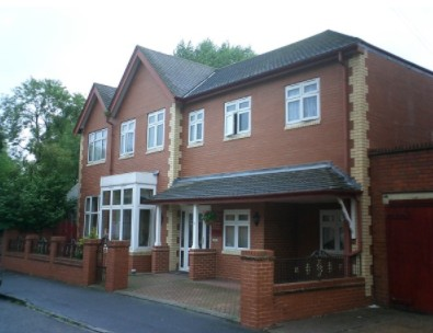 Glenthorne House, Wolverhampton, Care Homes