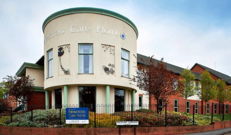 New Cross Care home Wolverhampton