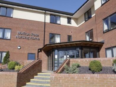 Wulfrun Rose Nursing Home, Wolverhampton, Care home